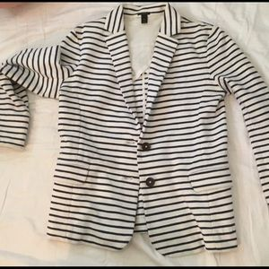Jcrew Nautical Blazer